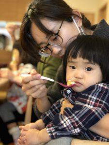 Hさん(2歳、0歳のママ)